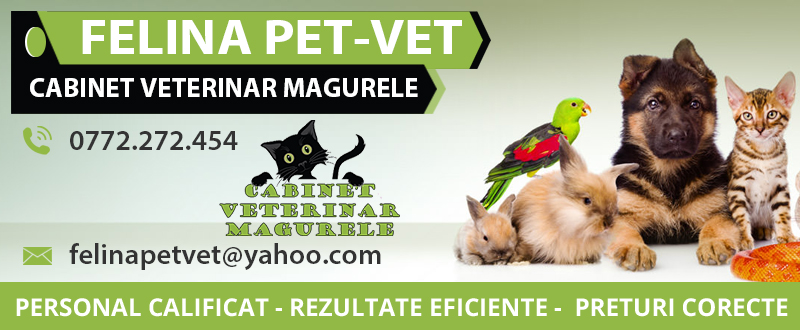Farmacie Veterinara Magurele